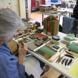 Hunter Gatherer Maker - The Art of Found Object Assemblage with Jane Wynn 2010